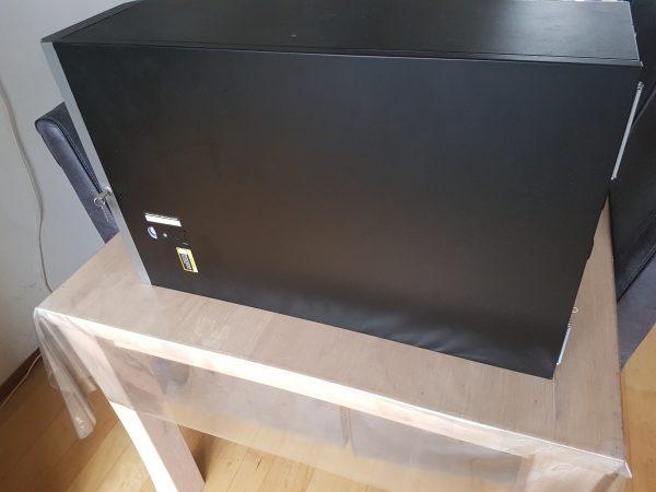 HP Ml350p G8