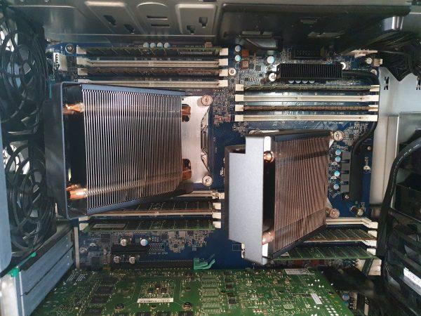 HP Z840 inside 2