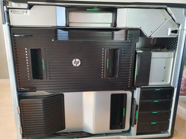HP Z840 inside 3