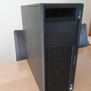 HP Z440 Side