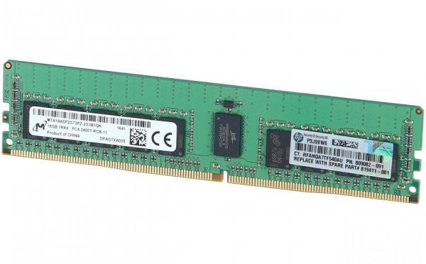 DDR4 HP 16GB 2400T 809082-091