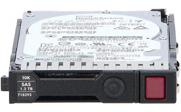 HP 1.2TB 10K 6G SAS HP G8 / G9 / G10 schijf